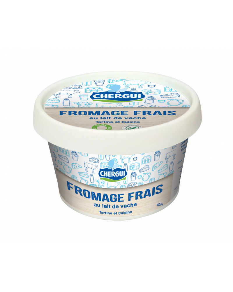 Fromage frais - Chergui
