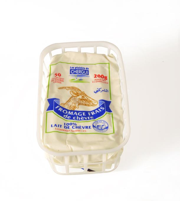 Fromage Frais de Chèvre