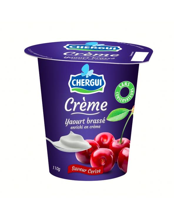 Crème cerise
