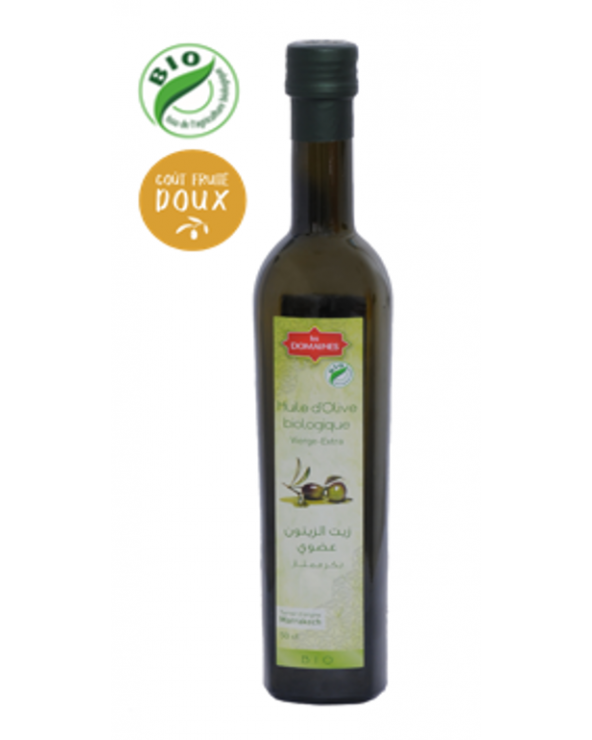 Huile d'olive vierge-extra