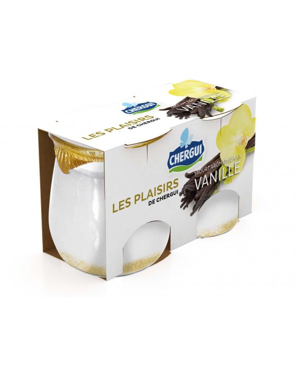 Les plaisirs de CHERGUI vanille