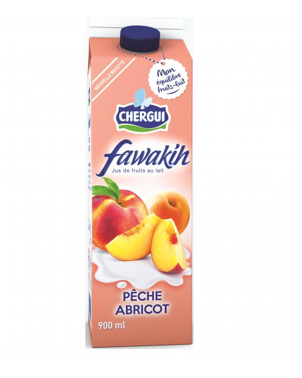 Fawakih pêche/abricot