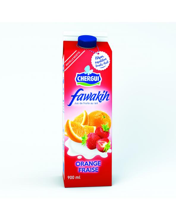 Fawakih orange/fraise